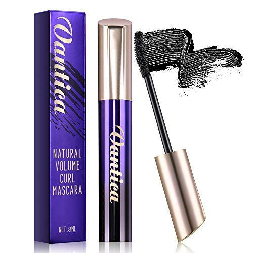 Vantica Mascara Black Volume and Length Liquid Lash Extensions Mascara...