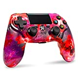 Wireless Controller for PS4 Double Shock Controller Gamepad Compatible...
