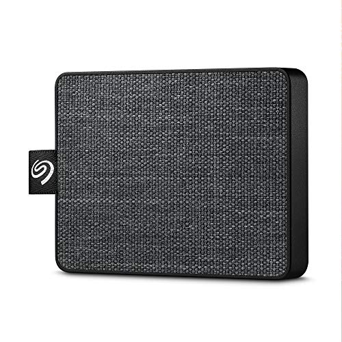 Seagate One Touch SSD 500GB External Solid State Drive Portable –...