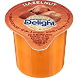 International Delight, Hazelnut, Single-Serve Coffee Creamers, 192...