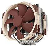 Noctua NH-D15, Premium CPU Cooler with 2X NF-A15 PWM 140mm Fans...