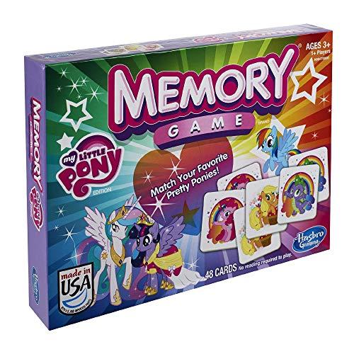 Hasbro My Little Pony Memory Game
