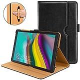 Galaxy Tab S5e Case 2019 [SM-T720/SM-T725], DTTO Premium Leather Folio...