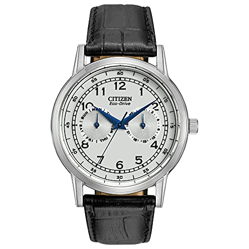 Citizen Eco-Drive Corso Quartz Mens Watch, Stainless Steel with...