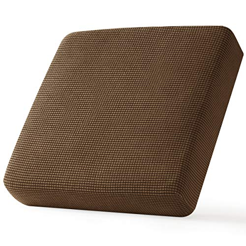 CHUN YI 3PC Stretch Couch Cushion Covers, Sofa Seat Slipcovers...
