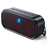 Tapping & Shaking Bluetooth Speakers, VAKO RockSound Portable Wireless...
