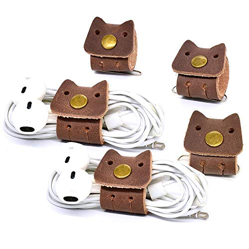 CAILLU Cord Organizer,Cord Keeper Earbud case,Headphone Earbud...