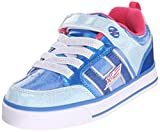 Heelys unisex-child Bolt Plus X2 Sneaker, Ice Blue/Silver/Pink, 2 M US...