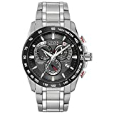Citizen Men's Eco-Drive Perpetual Chrono Atomic Timekeeping Watch with...