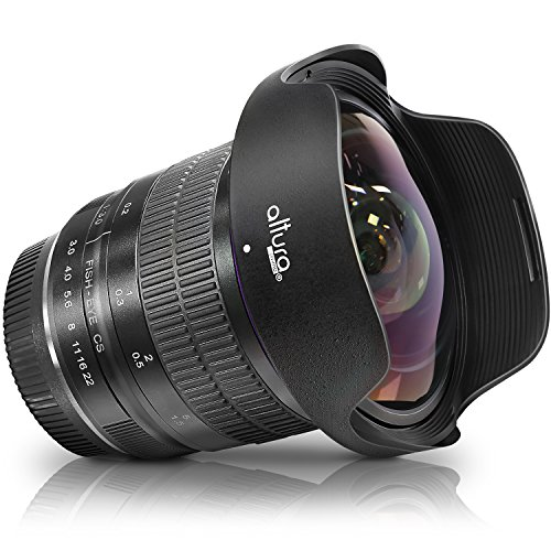 Altura Photo 8mm f/3.0 Professional for Nikon Wide Angle Lens...