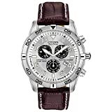 Citizen Eco-Drive Brycen Chronograph Mens Watch, Stainless Steel with...