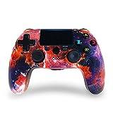 ISHAKO PS4 Controller Wireless High Performance Double Shock Gamepad...