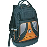 Klein Tools 55421BP-14 Tool Bag Backpack, Heavy Duty Tradesman Pro...