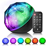 VersionTECH. LED Bluetooth Speaker Colorful Wireless Loud Speaker with...