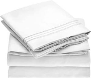 Top 10 Best Comfortable Bed Sheet Sets Review