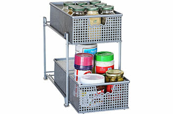 Top 10 Best Storage Racks for Kitchen Cupboards
