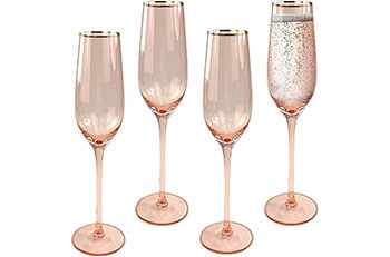 119. Top 10 Best Hollow Stem Champagne Glasses Reviews