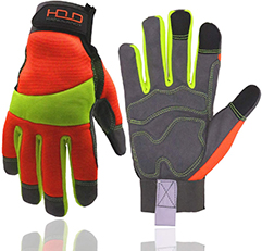 Top 10 Best Hard Knuckle Shooting Gloves Review