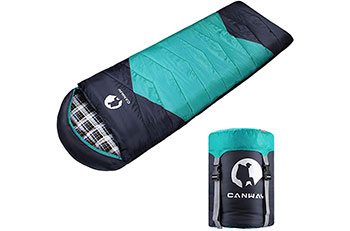 Top 10 Best Wearable Sleeping Bags with Arm Holes Review