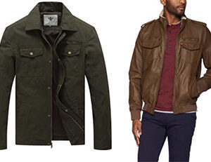 Top 10 Best Casual Military Jacket in 2021