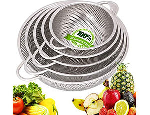 Top 10 Best Large Colanders and Strainers in 2021
