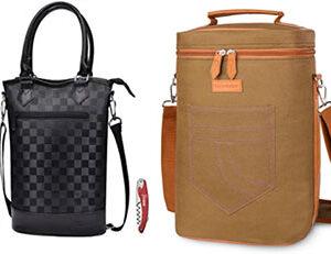 Top 10 Best Portable Wine Cooler Bag