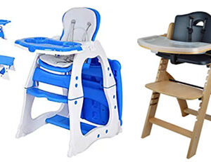Top 10 Best Restaurant High Chair with Tray