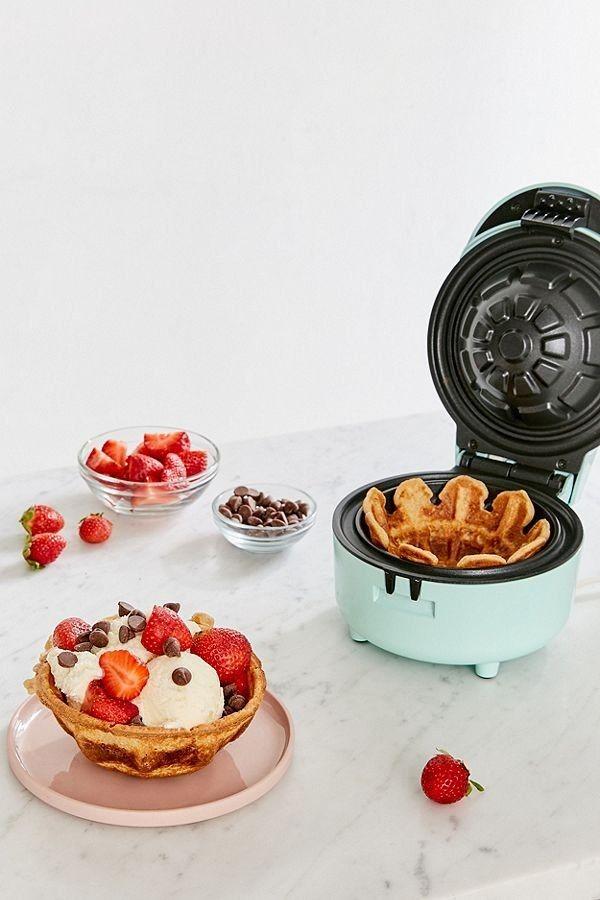 Single Waffle Bowl Makers