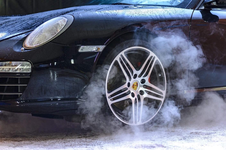 car interior steam cleaning machine