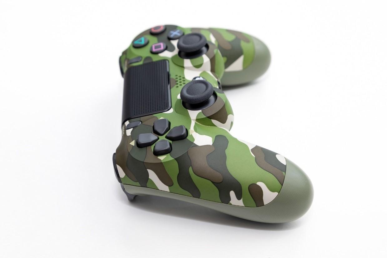 ps4 controller joystick