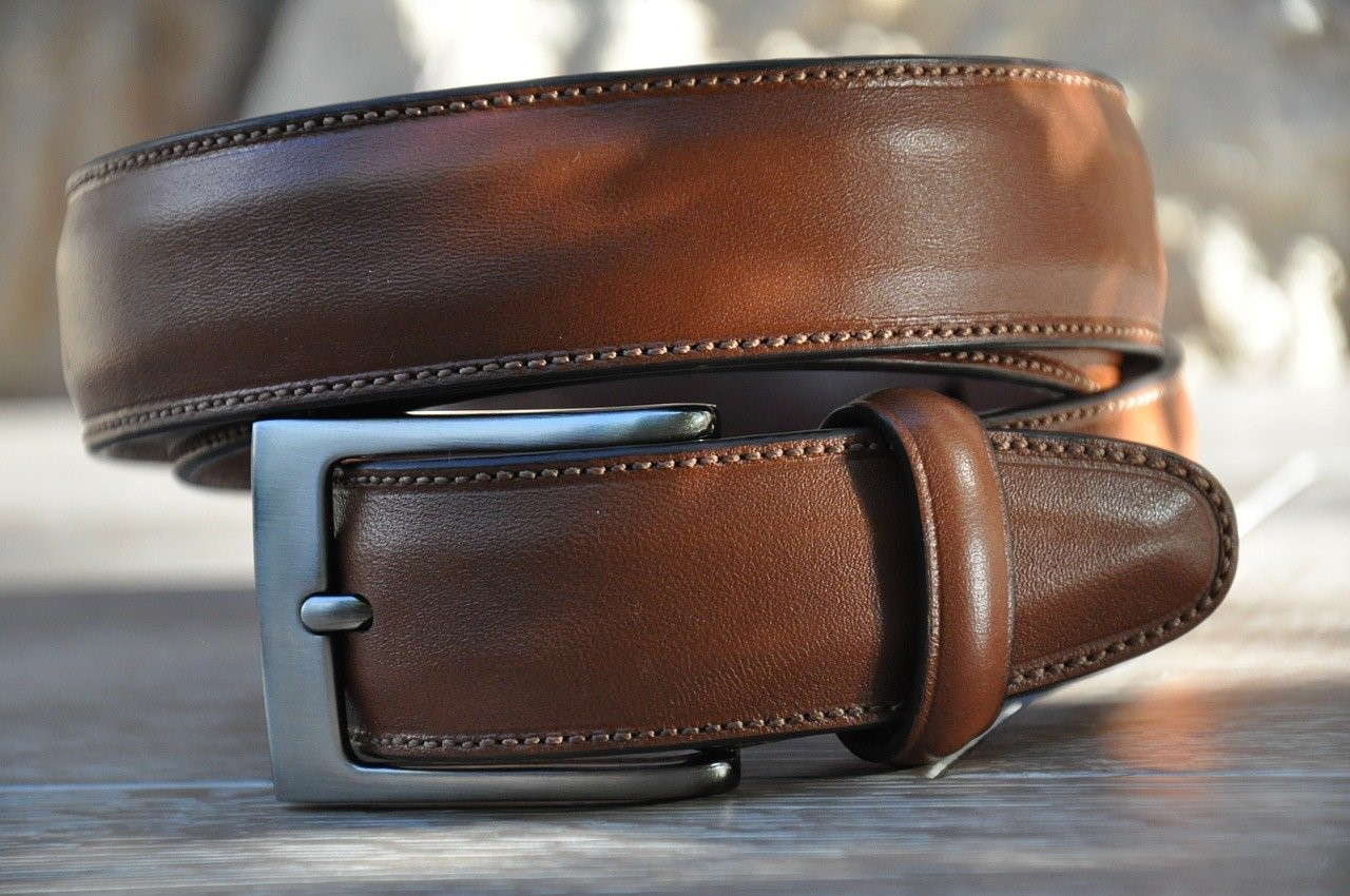 quality leather belts for men