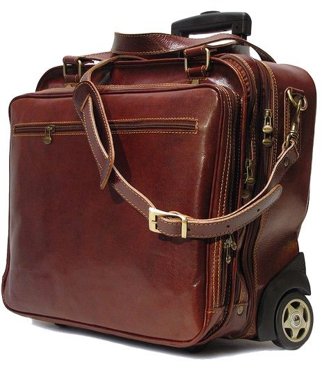 trendy rolling laptop bags