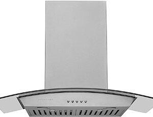 Top 10 Best wall mounted kitchen hoods